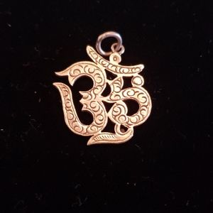 Ohm pendant from India